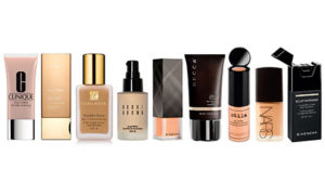 Matte foundations