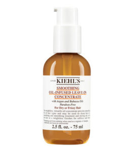 KIEHL'S Smoothing Oil infused leave in concetrate