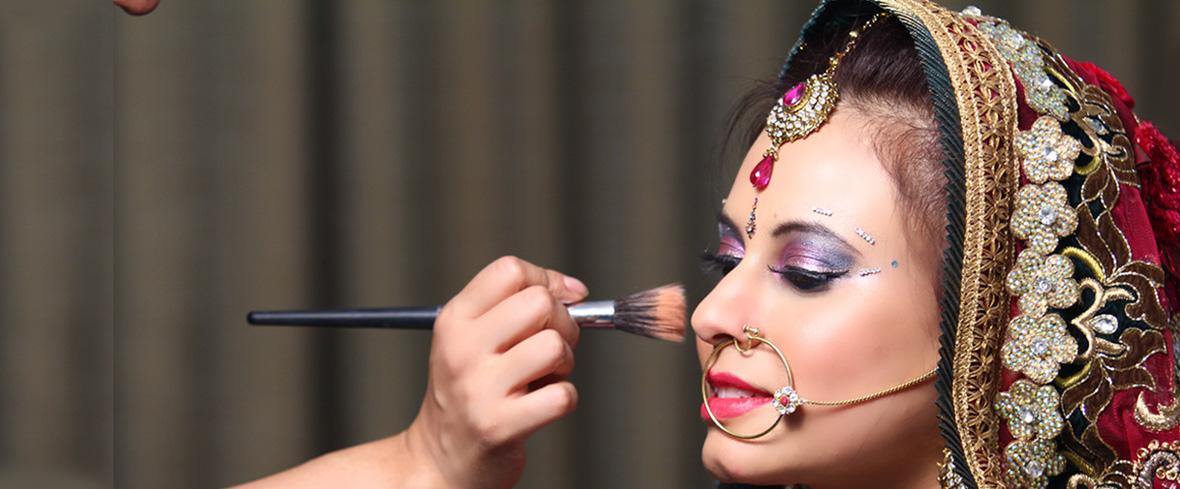 Bridal Makeup Chandigarh