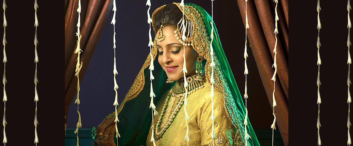 Muslim Bridal Makeup Artist Chandigarh