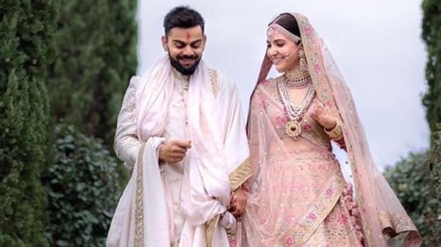 Virat & Anushka Wedding
