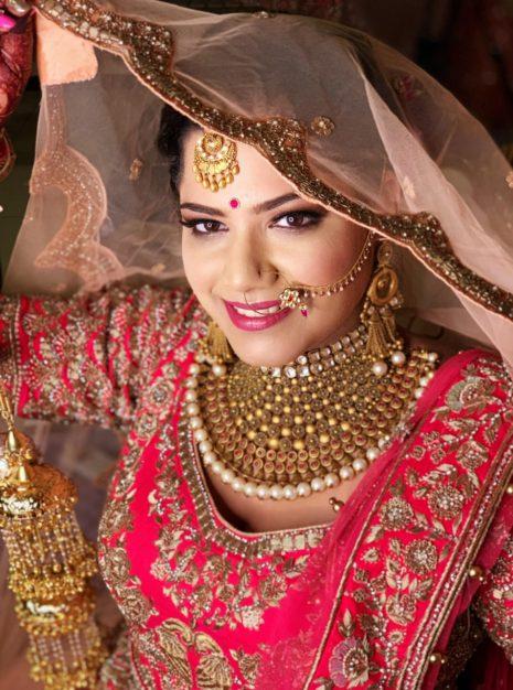 Tanvi KG Makeup Chandigarh