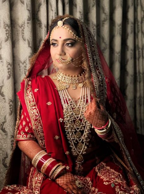 tanvi kg makeup 1