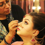 Best Bridal Makeup Artist Tricity