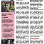 IStyle Calendar Coverage in The Tribune Newspaper Chandigarh