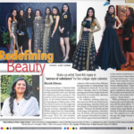 Redefining Beauty IStyle Makeovers Media Coverage Chandigarh