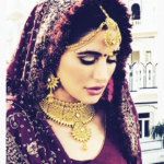 Nargis Fakhri bridal makeup by Tanvi KG